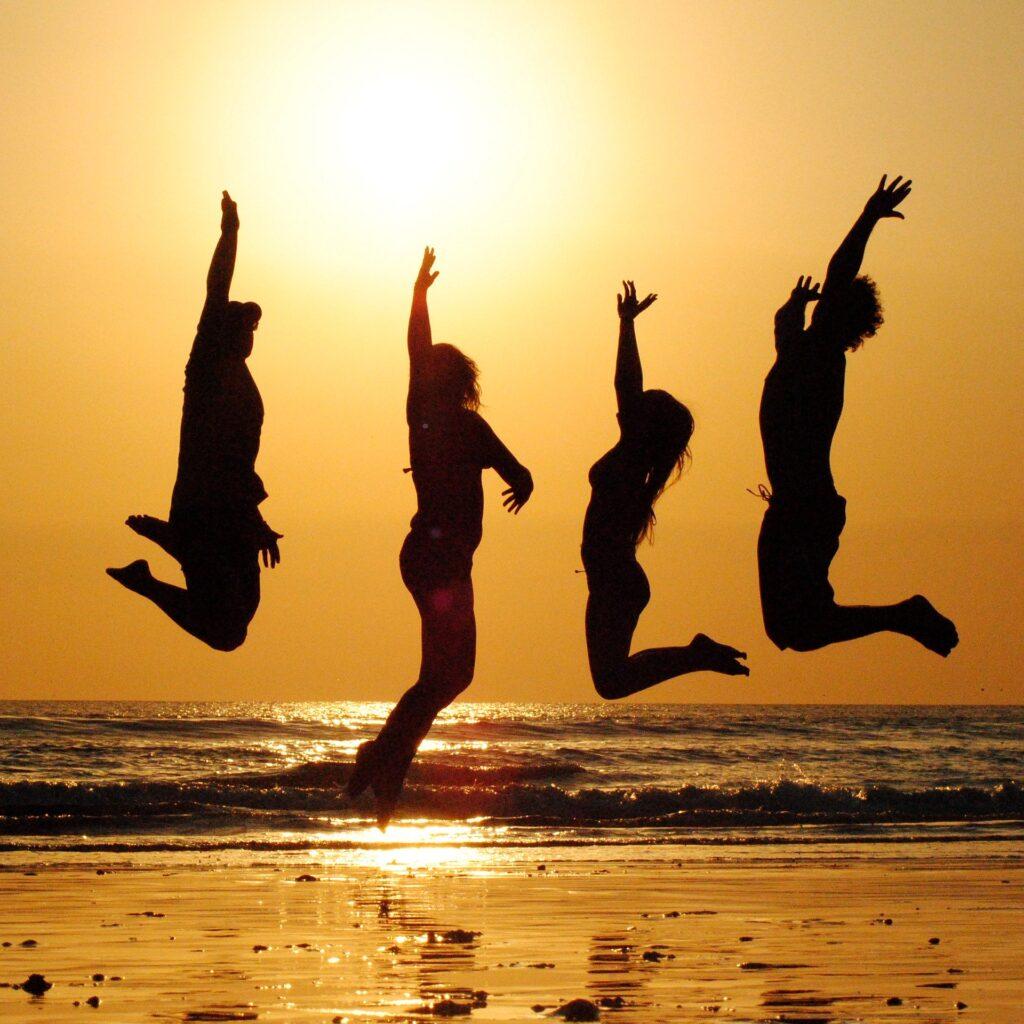 relever des défis qui changent la vie, 75 hard challenge, célébrer