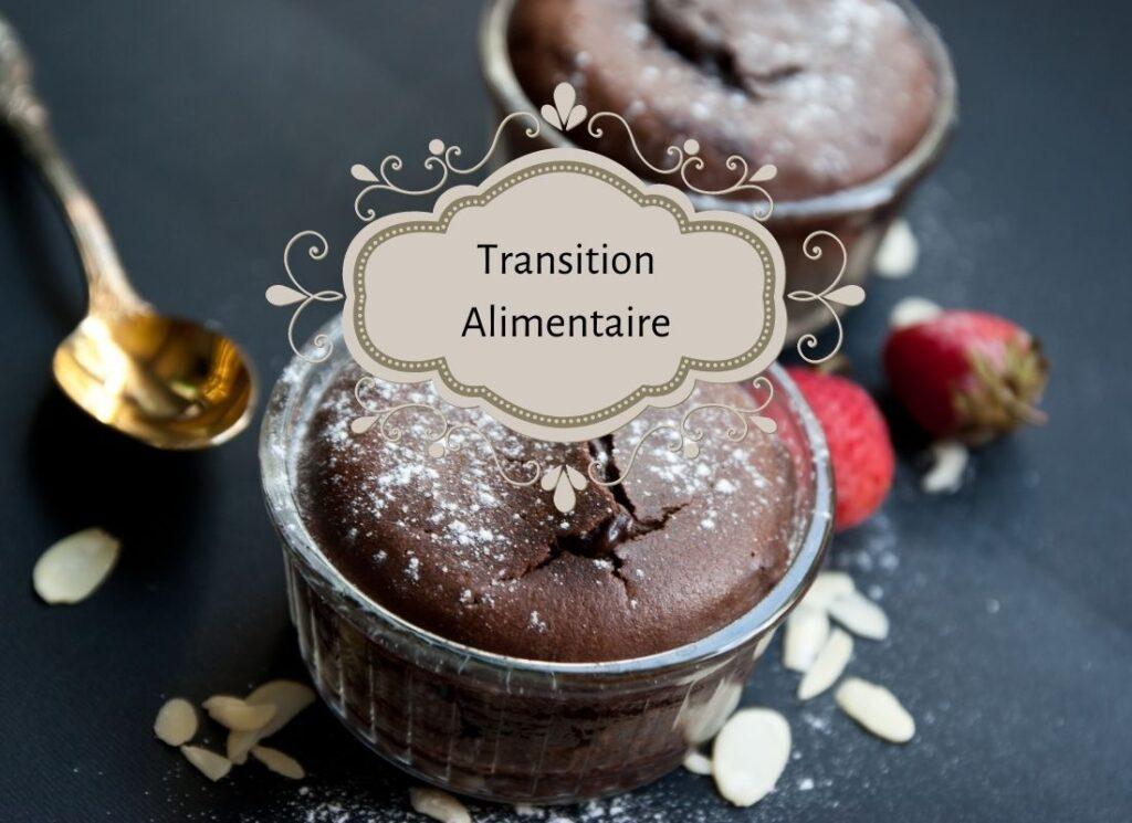 Transition Alimentaire fondant au chocolat courgette, nutrition, alimentation saine, vivre ma vraie nature