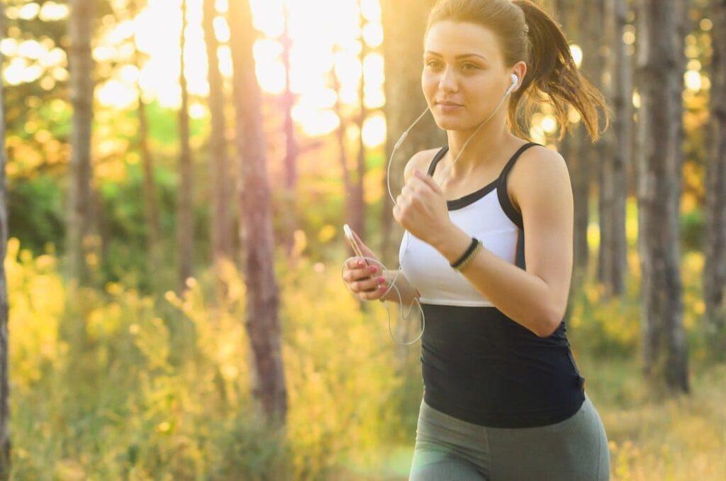relever des défis tout en respectant sa nature de femme, activité sportive