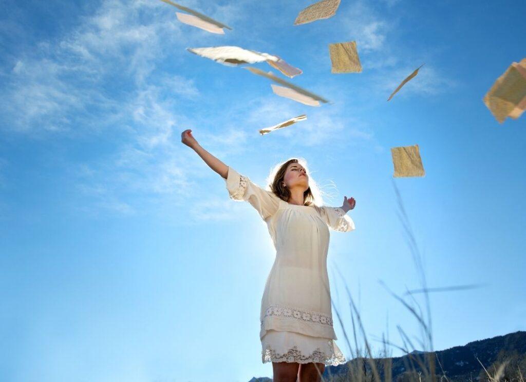 comment poser une intention, avoir la foi, vivre ma vraie nature, ikigaï