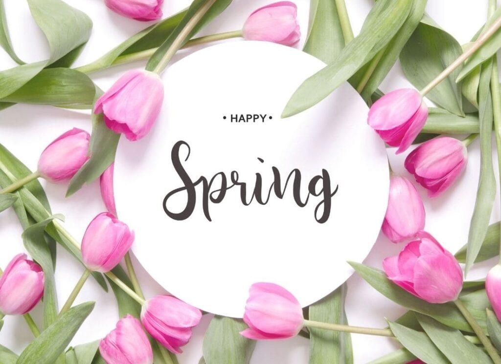 célébrer le printemps, ostara, vivre ma vraie nature, ikigaï, croissance, prospérité, renouveau, abondance, passion, nouveau départ