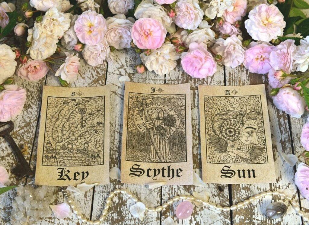 célébrer le printemps, ostara, vivre ma vraie nature, ikigaï, croissance, prospérité, renouveau, abondance, passion, nouveau départ, magie, tirage carte oracle