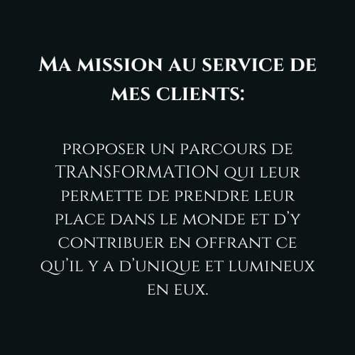 ma mission au service de mes clients, ikigaï, vivre ma vraie nature, reconversion professionnelle, alignement professionnel
