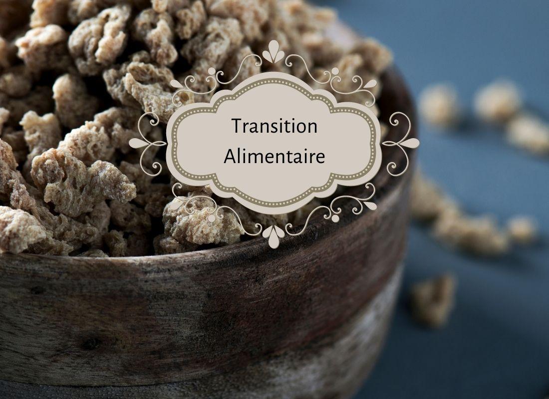 alternative viande, végératisme, transition alimentaire, recettes végétariennes, pst, protéines soja texturé, transition alimentaire, vivre ma vraie nature
