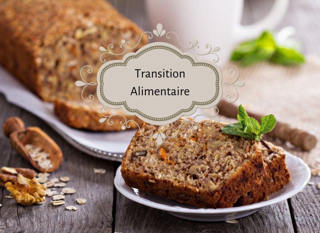 carrot cake d'automne, vivre ma vraie nature, Transition Alimentaire, alimentation saine